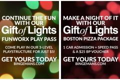 2016: Gift of Lights Social Media