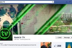 2013: Rokk3r Labs Branding